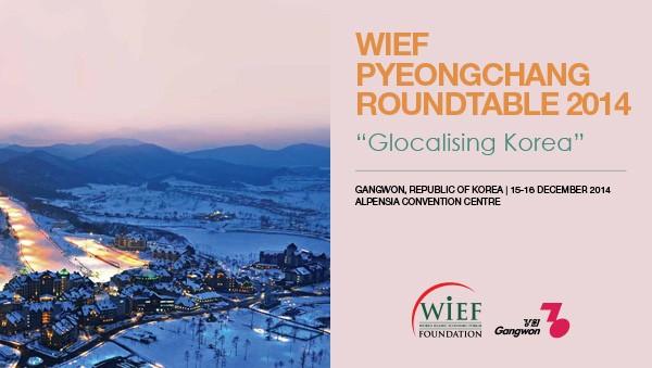 10th Roundtable 2014, Korea