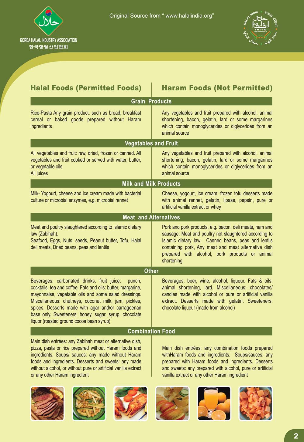 Halal Food Exhibition