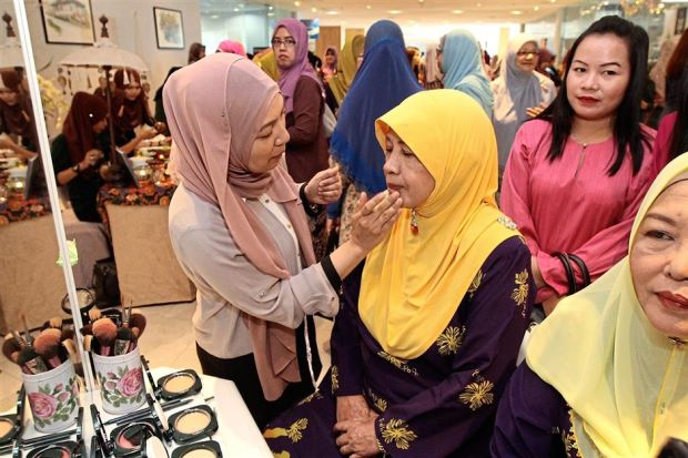 Malaysia: New spa in refurbished store offers beauty treatments
