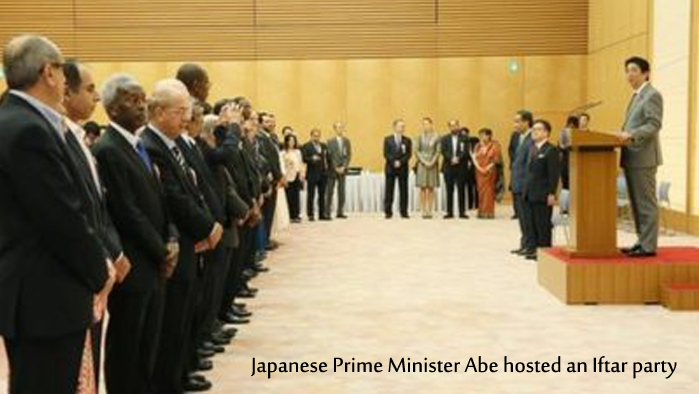 Japanese-Prime-Minister-Abe-hosted-an-Iftar-party