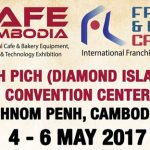 Cafe Cambodia and Franchise & Licensing Cambodia 2017