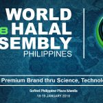 World Halal Assembly Philippines 2018