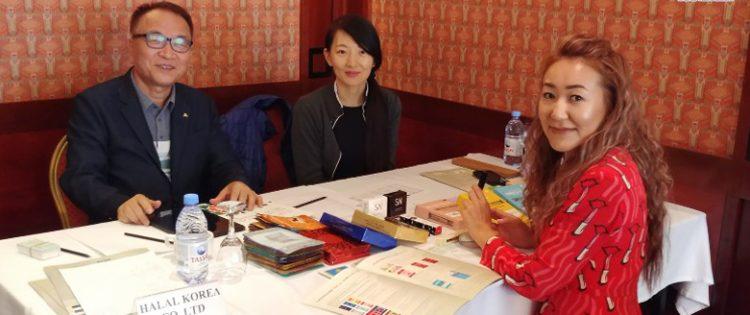 Korea-Kazakhstan Business Matching Almaty Oct 2018
