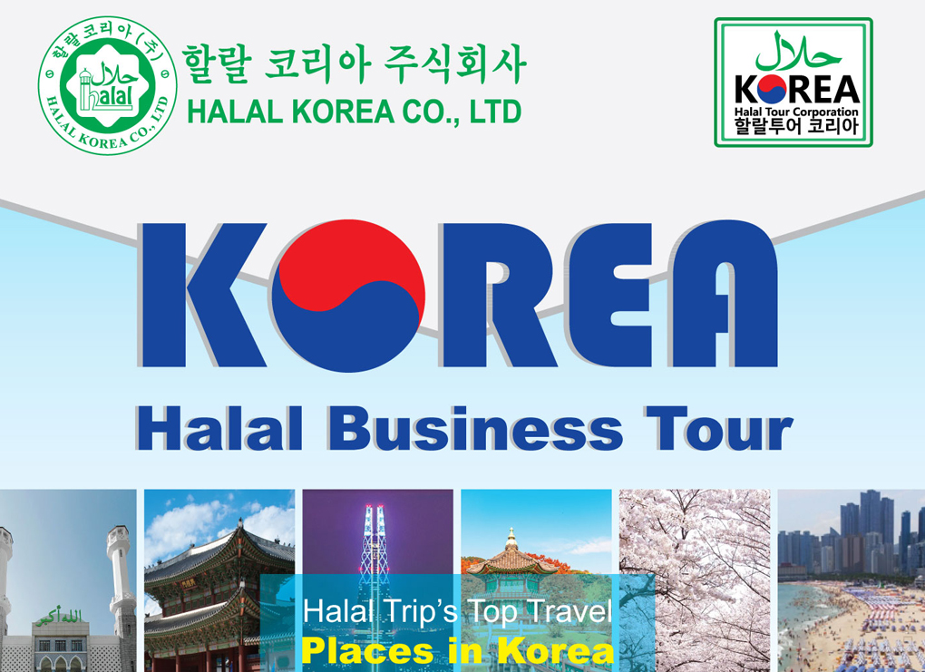 Promotion Korea Halal Business Tour